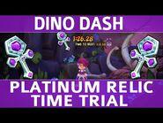 Crash Bandicoot 4 - Dino Dash - Platinum Time Trial Relic (1-26
