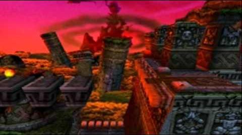 Crash Bandicoot Japanese Version 100% Part 14 - The Lost City - WHAT?-1