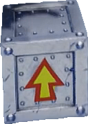 Iron Arrow Crate Crash Bandicoot N. Sane Trilogy
