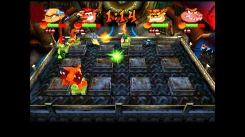 Metal Fox - Crystal - Crash Bash - 200% Playthrough (Part 44)