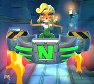 Fake Coco nitro in game