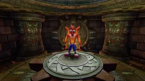 Crash Bandicoot 2 - Totally Fly Platinum Relic