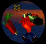 Beta bazooka sight