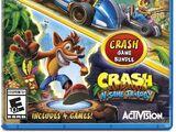 Crash Team Racing Nitro-Fueled/Crash Bandicoot N. Sane Trilogy