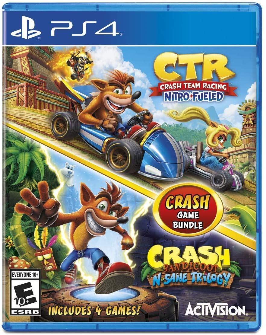 Crash Team Racing Nitro Fueled Crash Bandicoot N Sane Trilogy Bandipedia Fandom