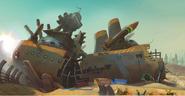 Megamix ship concept
