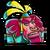 CTRNF-Flamingo Krunk Icon