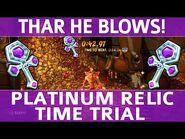 Crash Bandicoot 4 - Thar He Blows! - Platinum Time Trial Relic (0-42