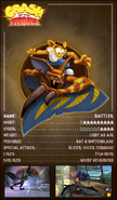 CotT Trading Card Battler