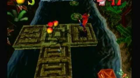 Crash Bandicoot 2 - Part 9 Air Crash Death Route