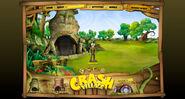 Crash village 1