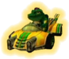 Crash Nitro Kart Zam In-Kart