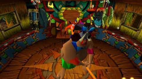 Crash Bandicoot - E3 Beta Version, Part 6 Papu Papu-0