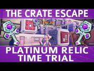 Crash Bandicoot 4 - The Crate Escape - Platinum Time Trial Relic (1-42