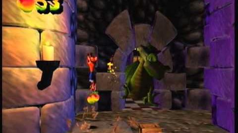 Crash Bandicoot The Wrath of Cortex 106% PLAYTHROUGH Part 62 Wizards and Lizards Death Route