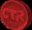 CTR Token Red