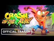 Crash Bandicoot- On the Run! - Official Announce Trailer