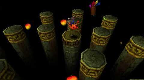 Crash Bandicoot - E3 Beta Version, Part 16 Jaws Of Darkness-1514672062