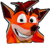 CTRNF-Retro Crash Icon