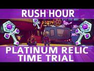 Crash Bandicoot 4 - Rush Hour - Platinum Time Trial Relic (3-33