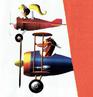 Jpn warped biplanes