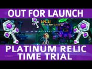 Crash Bandicoot 4 - Out For Launch - Platinum Time Trial Relic (1-19