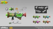 OTR bazooka concept