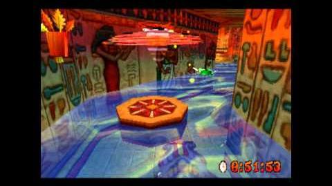 Tomb Wader - Platinum Relic - Crash Bandicoot 3 Warped - 105% Playthrough (Part 51)