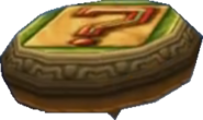 Crash Bandicoot 3 Warped Arabian Bonus Platform