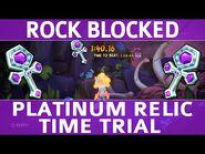 Crash Bandicoot 4 - Rock Blocked - Platinum Time Trial Relic (1-40