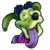 CTRNF-Green Ripper Roo Icon