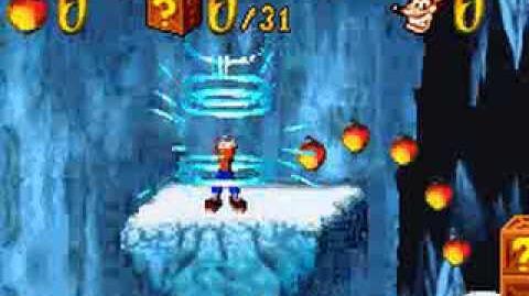 Crash Bandicoot XS 101% & All Platinums Part 7 (Snow Crash)