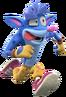 OTR blue hyena render