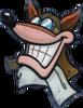 Crash Bandicoot N. Sane Trilogy Flying Icon