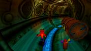Cooch in tunnel again