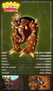 CotT Trading Card Shellephant