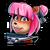 CTRNF-Bubblegum Megumi Icon