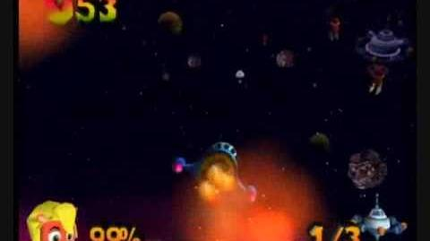Crash Bandicoot The Wrath Of Cortex - 106% & All Platinums, Part 17 Crashteroids-0