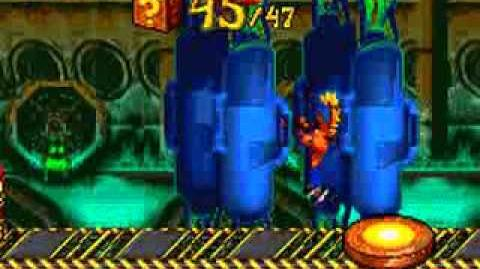 Crash Bandicoot XS 101% & All Platinums Part 5 (Just In Slime)