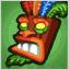 Crash Bandicoot Nitro Kart 3D Aku Aku Item