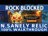 Crash Bandicoot 4 - Rock Blocked 100% Walkthrough - N