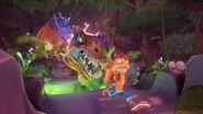 Crash 4 Dino Dash
