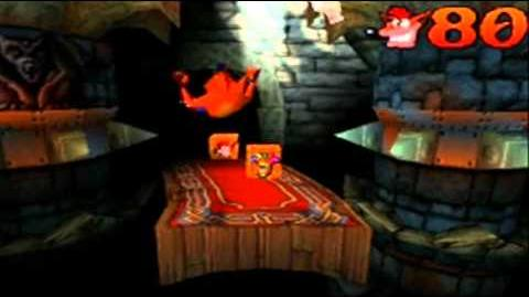 Crash Bandicoot Japanese Version 100% Part 40 - Lights Out - Stereotypical