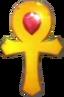 Crash Bandicoot N. Sane Trilogy Gold Relic