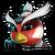 CTRNF-Red Warbler Penta Ninja