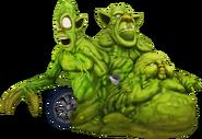 Crash Bandicoot Mind over Mutant Sludge Trio