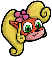 Crash Bandicoot N. Sane Trilogy Coco Bandicoot Icon.png