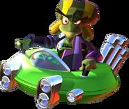 Crash Team Racing Nitros Oxide Hovercraft