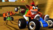 Crash Tiny Kart