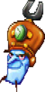 Crash Bandicoot Warped N. Tropy Icon